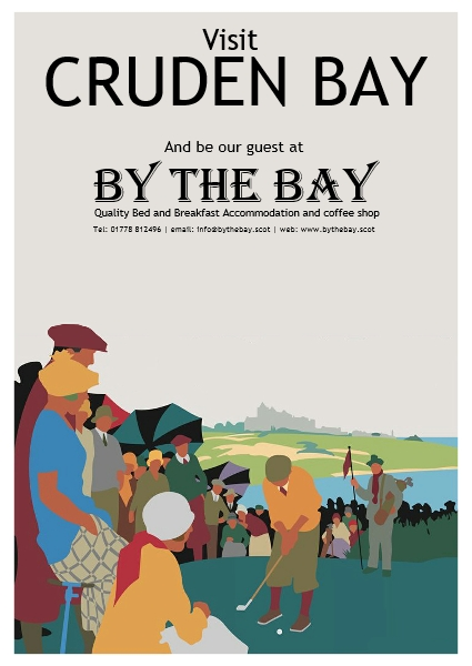 By The Bay Golf poster 1